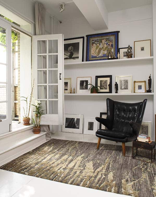 earthy decorating ideas tufenkian carpets 2