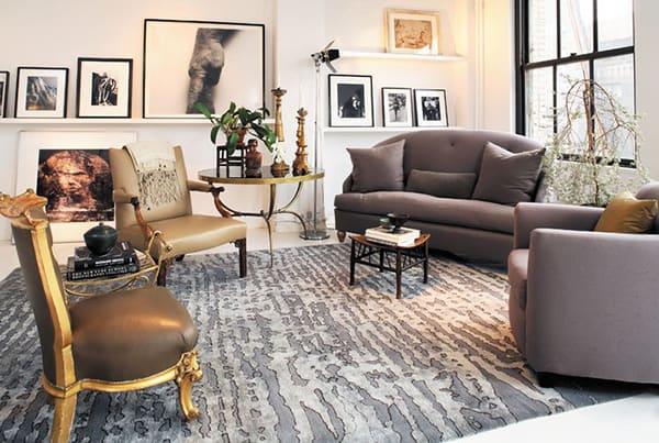 earthy decorating ideas tufenkian carpets 4
