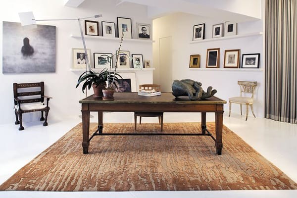 earthy decorating ideas tufenkian carpets 5