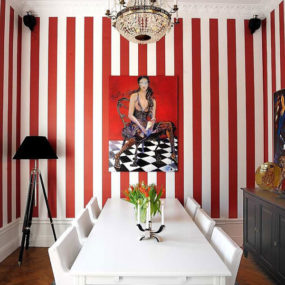 Eclectic Interior Decorating – Ideas from Stockholm