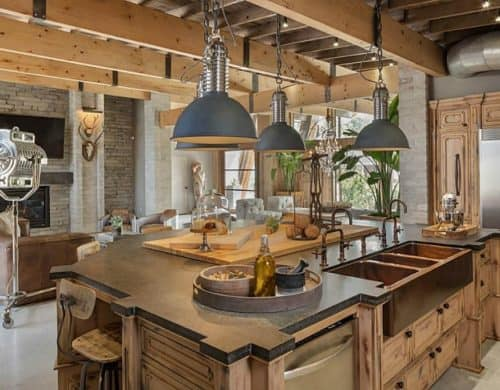 Modern Eclectic Texas Interior is Full of Mix and Match DIY Ideas