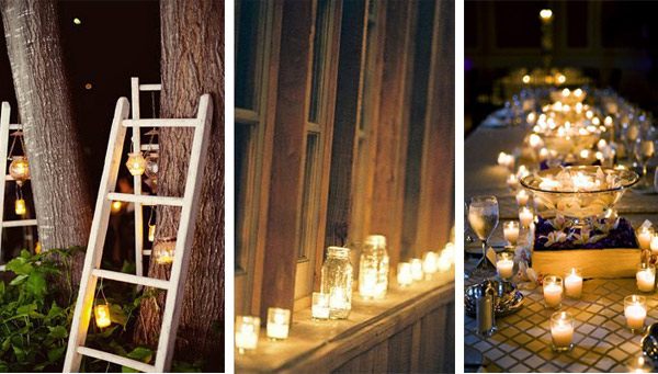 outdoor table lighting ideas. eclectic outdoor lighting idea pottery barn 2 ideas by table