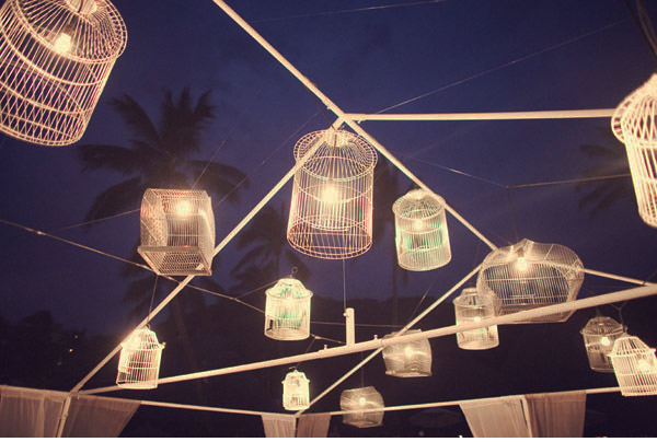 Eclectic Outdoor Lighting Idea Pottery Barn 3