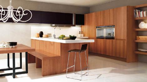 euromobil kitchen filanta 3 Interesting Kitchen Elements