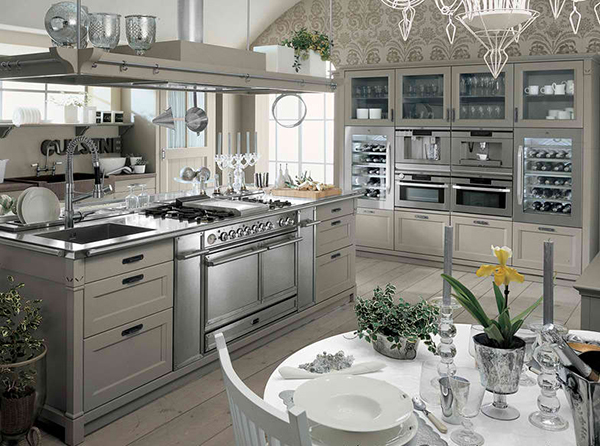 farmhouse style kitchen interior minacciolo english mood 2 Farmhouse Style Kitchen Interior by Minacciolo   English Mood
