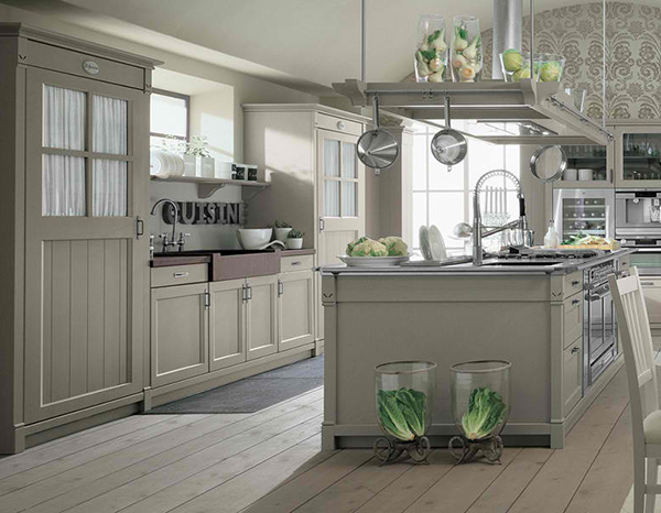 Farmhouse Style Kitchen Interior Minacciolo English Mood 5.