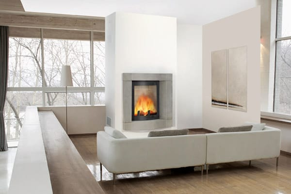 fireplace nook design brisach 1 Fireplace Nook Design with a View