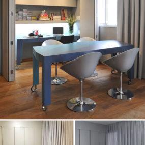 Flexible Interior Design in Brazil