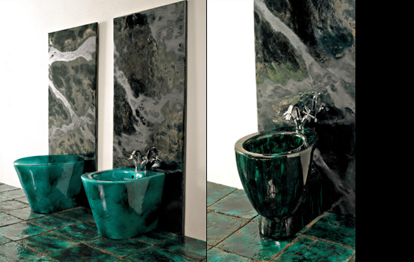 franco pecchioli ceramic bathroom tile ideas 4