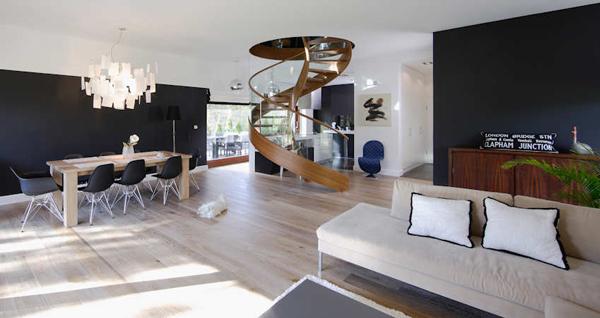 home impressive spiral staircase 1