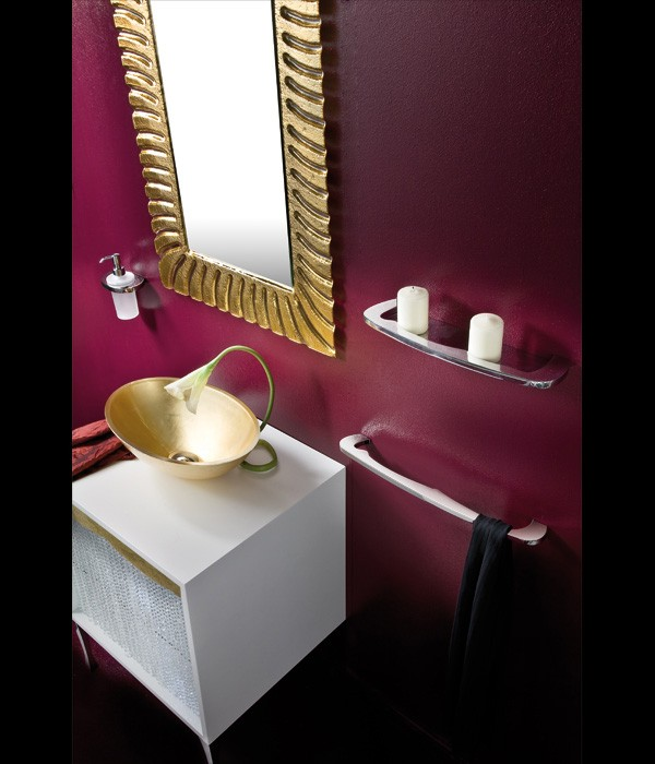 housedesign bathroom traccia accessories Bathroom Design Idea from Italy House Design   its all about accessories!