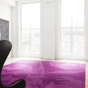Interior Decor Inspirations from Henzel – define your room decor with a modern rug