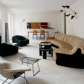Impact of Furniture on Room Design: Alaia's Apartments