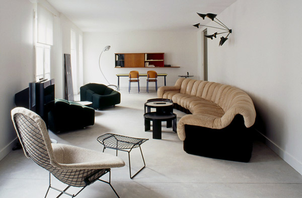 Impact of Furniture on Room Design: Alaia\'s Apartments