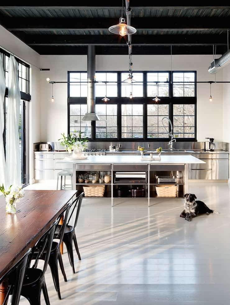 title   Industrial Style Kitchen