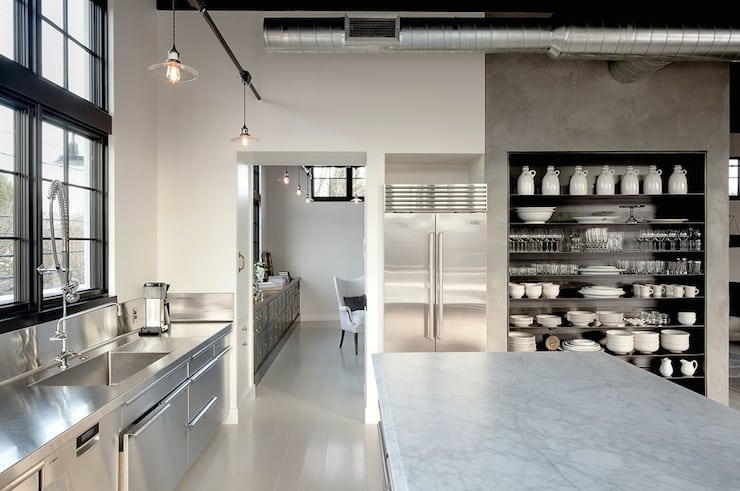 Industrial Style Kitchen Design Ideas (Marvelous Images)
