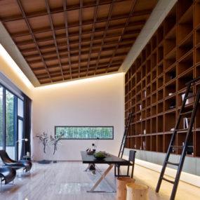 Study Room Interior Design: Inspiring Idea