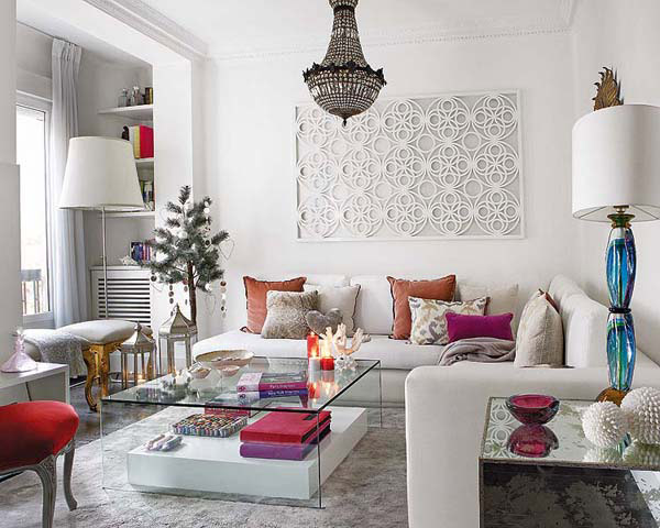 Marvelous Cozy Glamour Interior Design