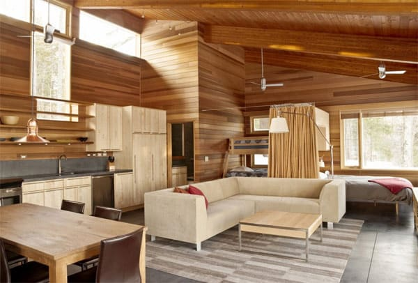 interior design wood 3