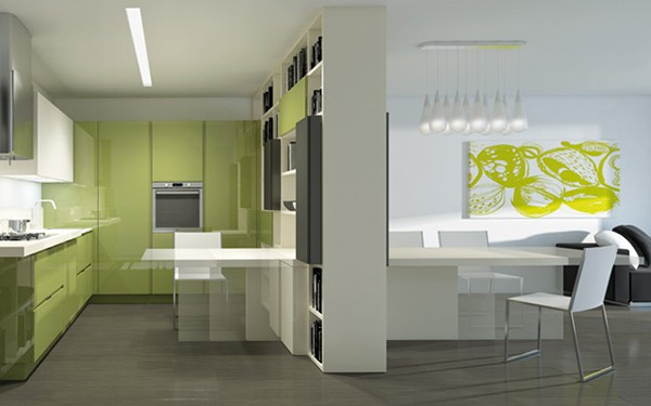 italian transformable furniture kitchen 1