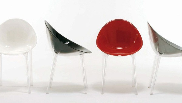 kartell interior inspiration 2 Modern Interior Inspirations from Kartell   a colorful transformation