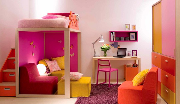 Kids Bedroom Design Ideas and Pictures by Dear Kids