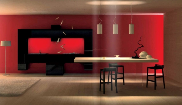 lago cucina Innovative Kitchen Concept by Lago   the 36e8 Kitchen Suites
