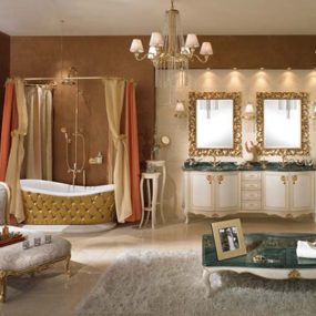 Classic Bathroom Furniture, Ideas, Designs, Pictures from Lineatre