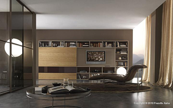living-room-storage-solutions-pari-dispari-presotto-7. & Living Room Storage Solutions Ideas - u0027Pari u0026 Dispariu0027 units by ...