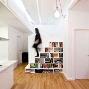 Low-cost Renovation of Compact City Apartment