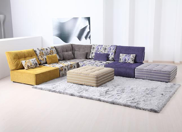 low seating living room furniture ideas fama 5 - Living Room Sofa Ideas