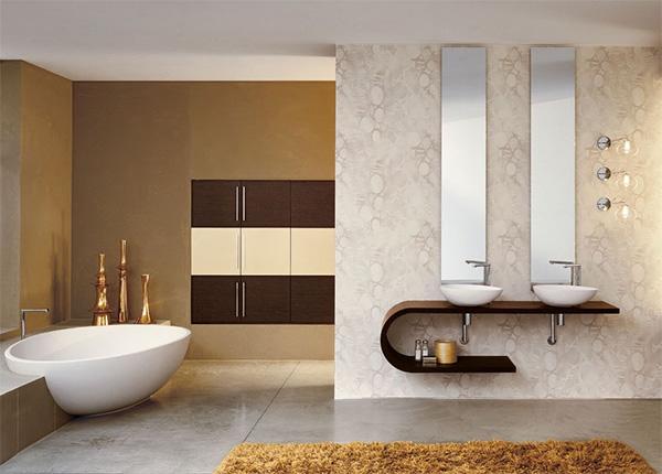 mastella vanity interior view