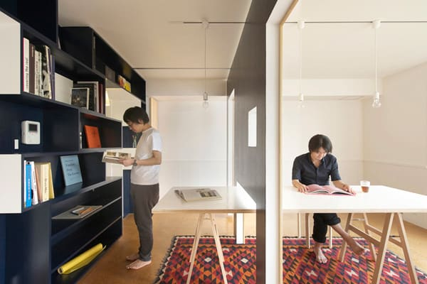 maximize space room transformation idea yuko shibata 1