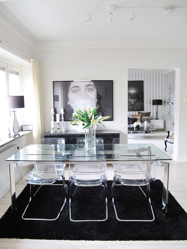 Metallic Accents Glamorous Home 2