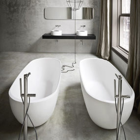 Minimalist Bathroom Inspirations from Rexa Design