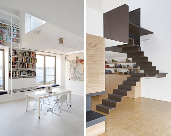 minimalist staircase roberto murgia 4