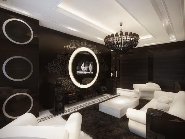 Modern Condo Design Popular Furniture 1