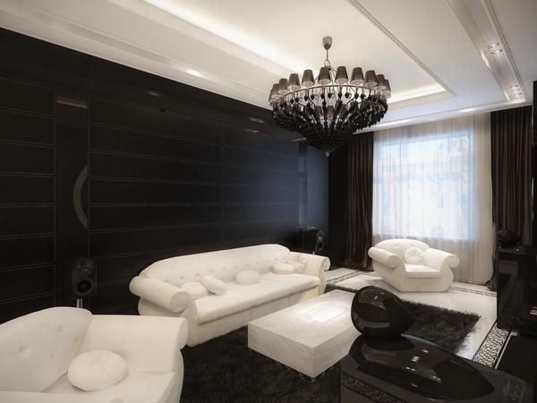 modern condo design popular furniture 2