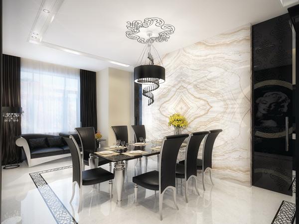 modern condo design popular furniture 4 Modern Condo Design filled with Popular Furniture