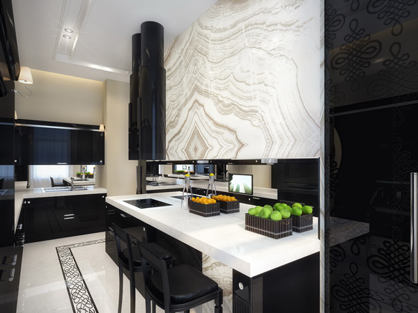 modern condo design filled with popular furniture rh trendir com