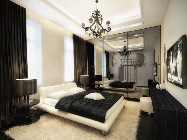 Modern Condo Design Popular Furniture 7