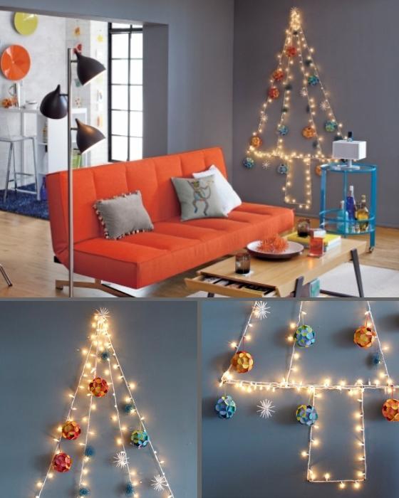modern holiday interiors 10 christmas tree alternatives 10