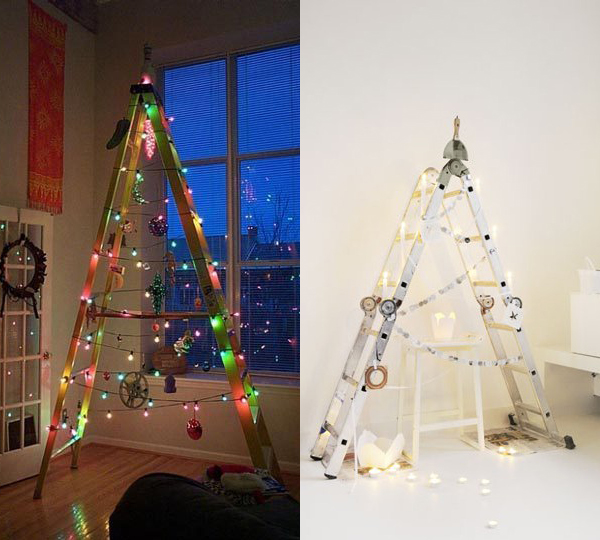 modern holiday interiors 10 christmas tree alternatives 2