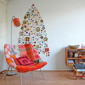 Modern Holiday Interiors – 10 Christmas Tree Alternatives