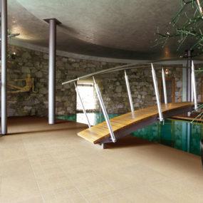 Indoor Bridge – a Bridge Between Modern and Nostalgic