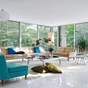 Modern Mid Century Dream Interior