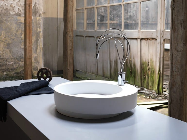 Exceptional Bathroom Faucet Ideas From Newform U2013 Morpho Collection
