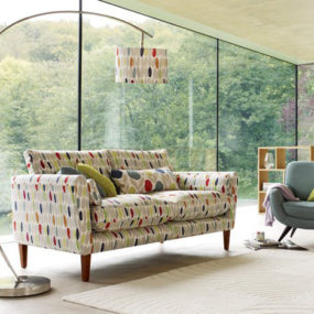 Laura Ashley Interiors – new Off The Wall collection