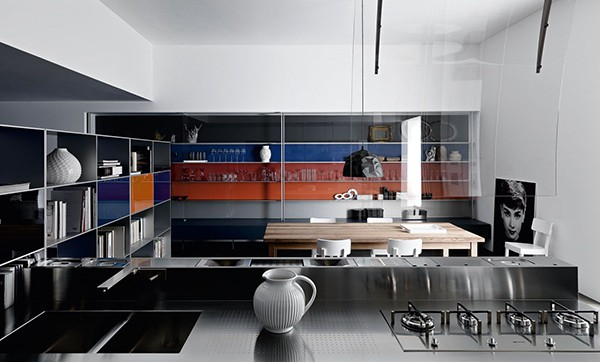 open space living room designs valcucine 5