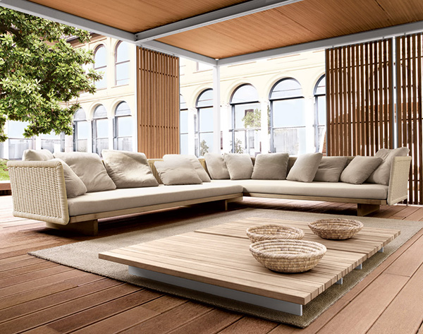 Outdoor Interior Design Paola Lenti 1 Outdoor Interior Design A Different  Kind Of Interiors By Paola